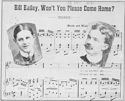 Day 8 - 16 Days of Jackson       Classic Ragtime Tune Penned by 16-Year-Old Welcomes Bill Bailey to JACKSON (1/3)